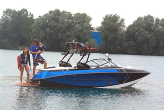 Nautique Super Air G21 - 2015 Model