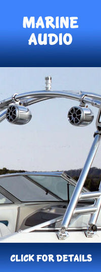 Cheap Wakeboard Tower Speakers for your Boat & Marine Audio for your boat
