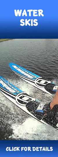 Cheap Waterskis and Water Ski Deals UK