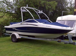 Used Sea Ray Boats For Sale in the UK